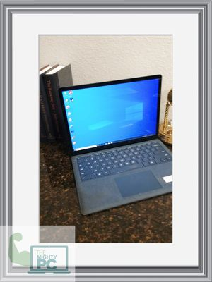 """Microsoft Surface Laptop 1 1 year warranty. 13.5-inch """"PixelSense"""" Display features a 10-point touch screen for Sale in Phoenix, AZ"""