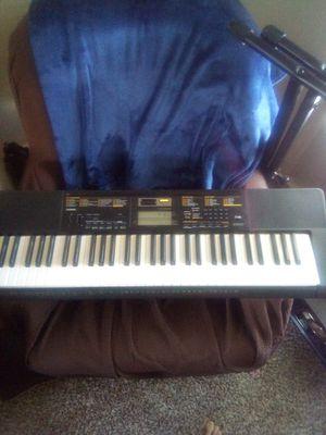 Casio Keyboard for Sale in Lake Charles, LA