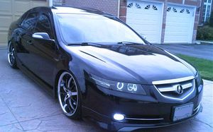 2006 acura tl / new rims for Sale in Los Angeles, CA