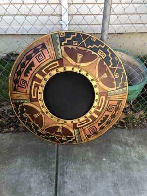 Shield art piece for Sale in Tracy, CA