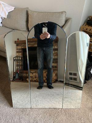 3 Door Medicine Cabinet Vanity Mirror for Sale in Woodinville, WA