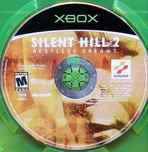 Silent Hill 2 Xbox for Sale in Fresno, CA