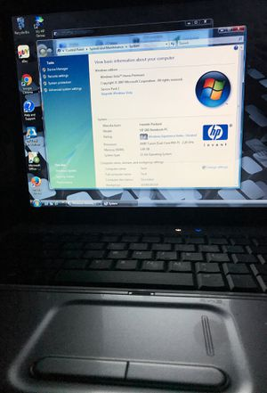 HP G60 Notebook PC for Sale in Dallas, TX
