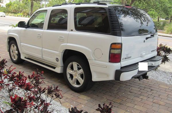 $1000Urgent for sale.Beautiful 2003 Chevrolet Tahoe Needs.Nothing AWDWheelss