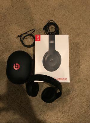 beats studio 3 wireless for Sale in Lawrence Township, NJ