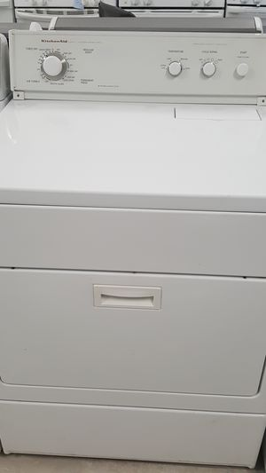 Kitchenaid elctric dryer for Sale in Modesto, CA