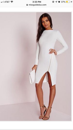 White Midi Dress for Sale in Philadelphia, PA