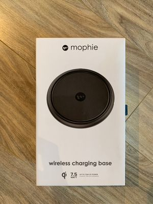 mophie Wireless Charge Pad iPhone 8 X for Sale in Chicago, IL