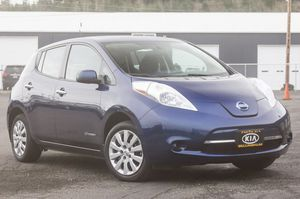 2016 Nissan LEAF for Sale in Anacortes, WA