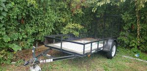5' x 8' Utility Trailer for Sale in Saugus, MA