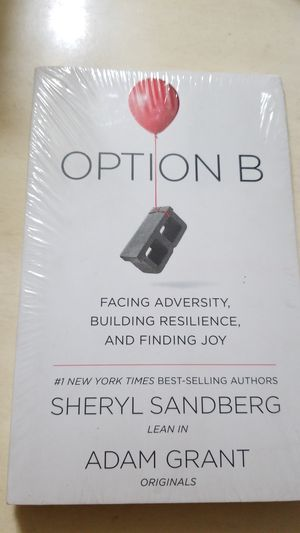 Option B: Facing Adversity, Building Resilience, and Finding Joy for Sale in Modesto, CA