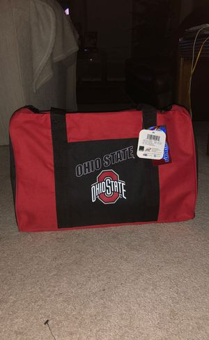 Ohio State Duffle Bag *With Tags* for Sale in Pickerington, OH