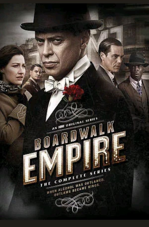 👌✈🚛Boardwalk Empire set brand new unopened