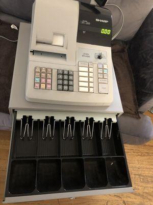 SHARP ER—A320 cash register for Sale in Chicago, IL