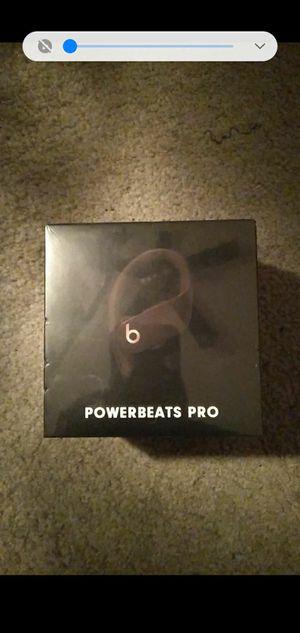 PowerBeats Pro (Brand New) for Sale in Santa Ana, CA