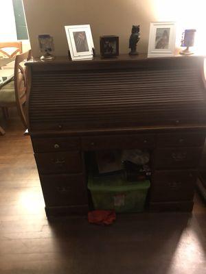 Roller top Desk for Sale in Riverdale Park, MD