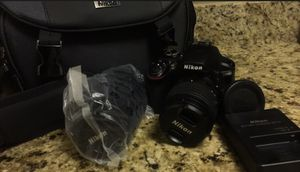 Nikon 3400 Bundle (New) for Sale in Columbus, OH