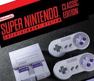 Nintendo Super NES Classic Edition for Sale in Los Angeles, CA