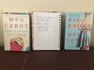 Books by Meg Cabot for Sale in West Springfield, MA