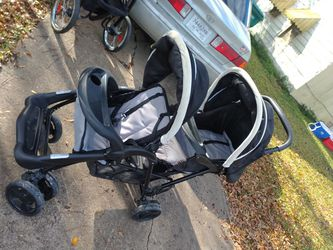 Safeplus Double Stroller for Sale in Pasadena,  TX
