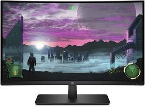 HP 27 in Curved Gaming Monitor 144hz for Sale in Fresno, CA
