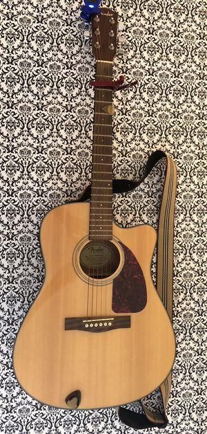 Fender Acoustic / Electric Guitar for Sale in Abilene, TX