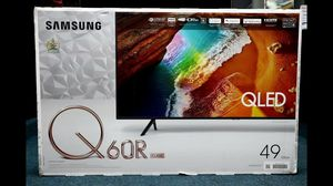 49 Samsung QLED Smart TV 4K for Sale in Lakewood, CA