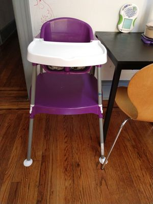 High chair for kids for Sale in Jersey City, NJ