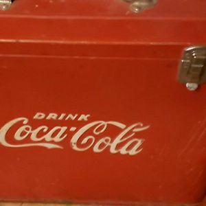 AIRLINE COKE COOLER for Sale in Mount Vernon, WA