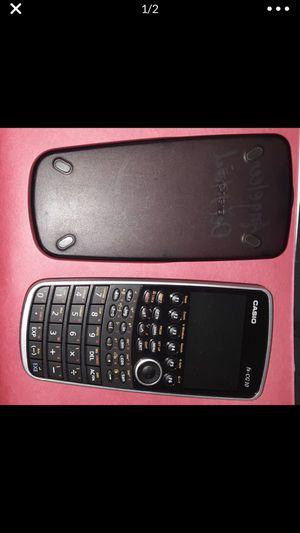 Casio Fx-cg10 calculator for Sale in El Monte, CA