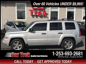 2007 Jeep Patriot for Sale in Puyallup, WA