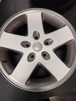 Jeep OE wheels 17 inch for Sale in East Haven, CT