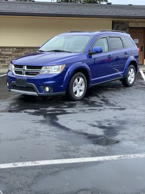 2012 Dodge Journey AWD for Sale in Tacoma, WA