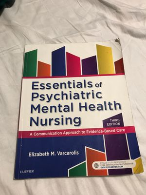 Essentials of psychiatric mental health nursing for Sale in Miami, FL