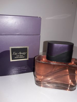 Far Away Men's After Shave 3.4 oz (NEW) for Sale in Montclair, CA
