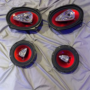 Boss 6x9 And 6.5 In Speakers Together Or Separate for Sale in Milford, CT