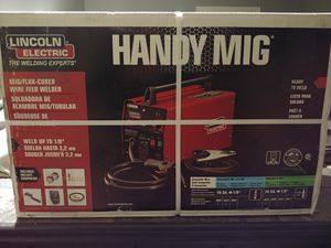 Lincoln Electric Handy MIG for Sale in Lewes, DE