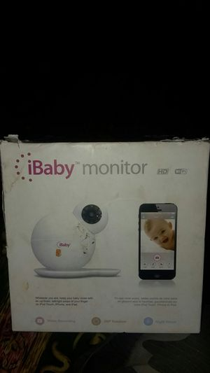 iBaby monitor /camera for Sale in Parkersburg, WV