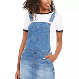 NWT Vanilla Star Womens 0 Denim Overall Dress for Sale in Wallingford, PA