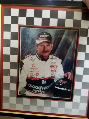 Dale Earnhardt photo frame for Sale in Manchester, CT