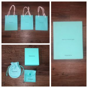 Tiffany & Co. EMPTY bags/ box for Sale in San Diego, CA
