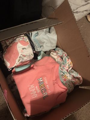 Baby girl clothes for Sale in Avondale, AZ