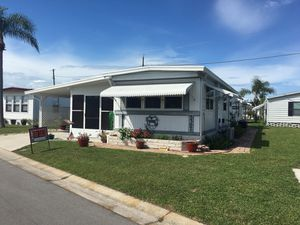 Mobile home for SALE, LOT OWNED!! for Sale in Ellenton, FL