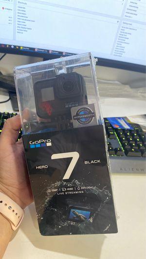 GoPro Hero 7 Black for Sale in Hialeah, FL