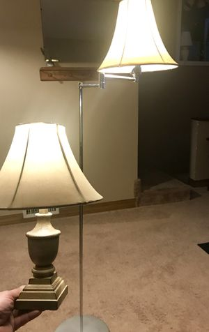 2 matching lamps for sale. $20 for both! for Sale in Wichita, KS
