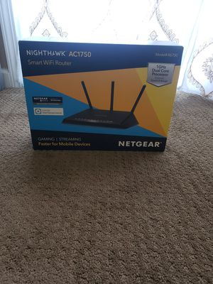 Netgear smart wifi router for Sale in Long Beach, CA
