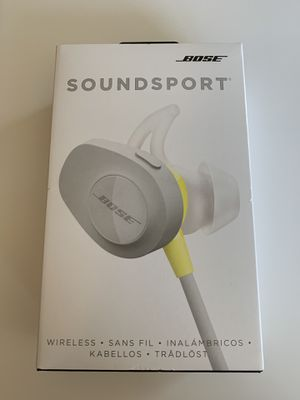 Bose Soundsport Wireless Earbuds for Sale in San Diego, CA