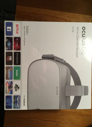 Brand new oculus Go for Sale in Tempe, AZ