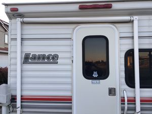 Loaded Lance Camper 820 for Sale in Valley Home, CA