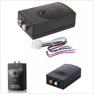 Car Audio RCA Speaker High To Low Level Line Output Converter +Adapter Wire PH-2 Bose Amplifier for Sale in Indianapolis, IN